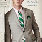 Brooks Brothers Costume pt Sezonul de Primavara