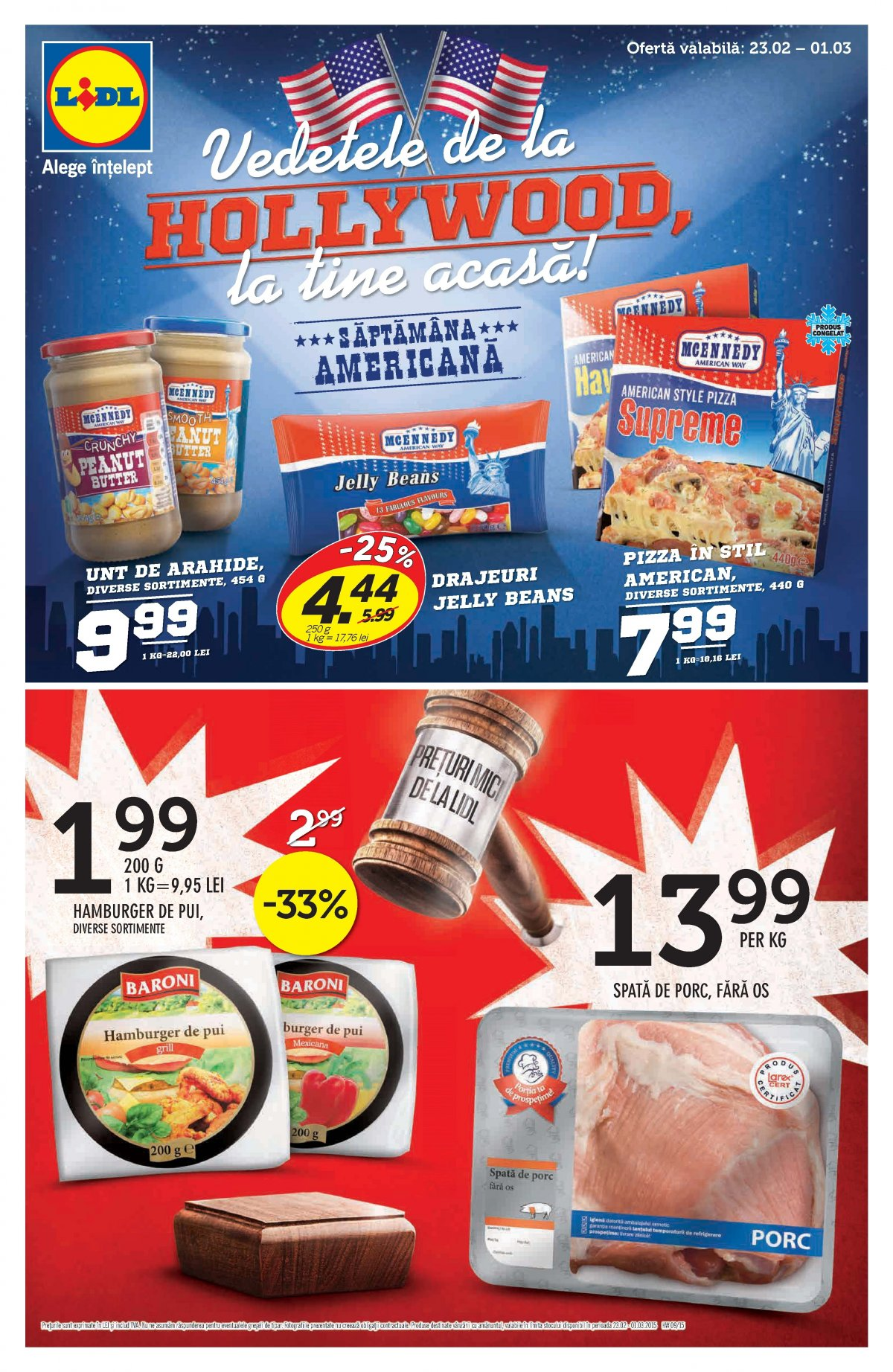 Catalog lidl oferta 23 februarie 1 martie 2015 catalog az for Cataleg lidl