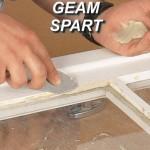 Mr Bricolage Inlocuirea unui geam spart