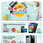 eMAG Crazy Days Mobile 16-22 Februarie 2015