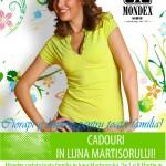 Mondex Cadouri in luna Martisorului 2015
