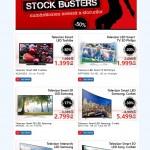 eMag Stock Busters Primavara 2015