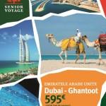 Senior Voyage Vacanta Dubai – Ghantoot
