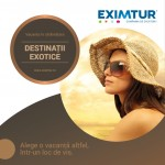 Eximtur Vacante Destinatii Exotice 2015
