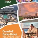Senior Voyage Croaziera Emirate Dubai