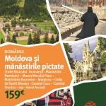 Senior Voyage Moldova si Bisericile Pictate