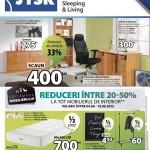 JYSK Reduceri Mobilier Interior 4-17 Iunie 2015