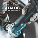 Makita Romania Scule Electrice 2015-2016