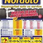 Norauto 13 Iulie – 06 Septembrie 2015