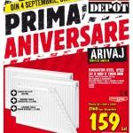 Brico Depot Prima Aniversare 4-23 Septembrie 2015