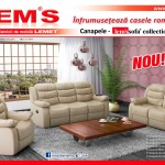 Canapele Lem's Sofa Collection 2015