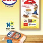 Cora Alimentare 16-22 Septembrie 2015