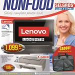 Selgros NonFood 4-17 Septembrie 2015