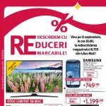 Altex Redeschidem Iulius Mall 11-20 Septembrie 2015
