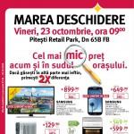 Altex Oferte Deschidere in Pitesti Retail Park