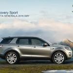 Range Rover Discovery Sport Oferta Generala 2016