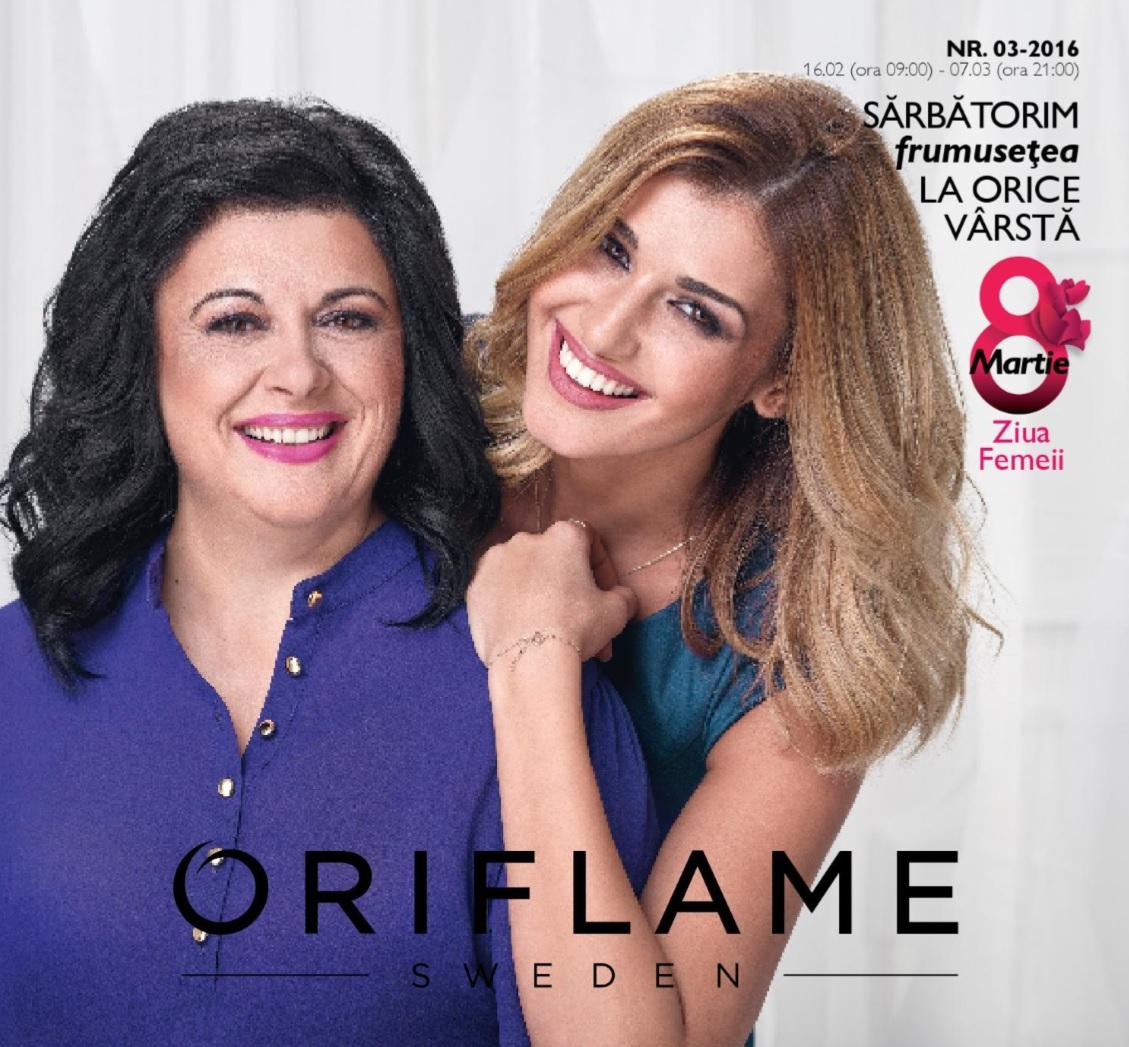 Catalog oriflame campania 3 2016 catalog az - Catalogue 3 suisses 2016 ...