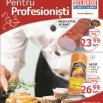 Selgros Gastro Food 2-21 Ianuarie 2016