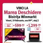 Altex Deschidere Winmarkt Bistrita Februarie 2016