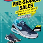 Hervis Sports Pre-Season Sales Februarie 2016