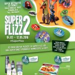 Mega Image SuperFlizz pana in 12 Mai 2016