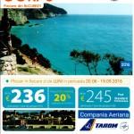Paralela 45 Charter Corfu 2016