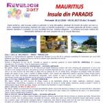 Paralela 45 Mauritius Revelion 2017