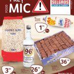 Selgros Pret Mic Food 29 Aprilie – 28 Mai 2016