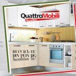 Kika Bucatarii Quattro Mobili 2016