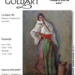 Goldart Licitatia Peisaje si trairi de artist Nr.165 2016