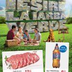 Carrefour Marea iesire la iarba verde 5-11 Mai 2016