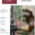 GoldArt Licitatie Samuel Mutzner Iulie 2016