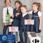 Carrefour Tinuta pt Noul an Scolar 21 Septembrie 2016