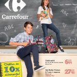 Carrefour Tot pt Scoala 18 August – 21 Septembrie 2016