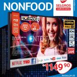 Selgros Nonfood 19 August – 01 Septembrie 2016