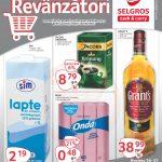 Selgros Revanzari  02 – 15 Septembrie 2016