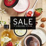 The Body Shop Romania Sale de Vara 2016