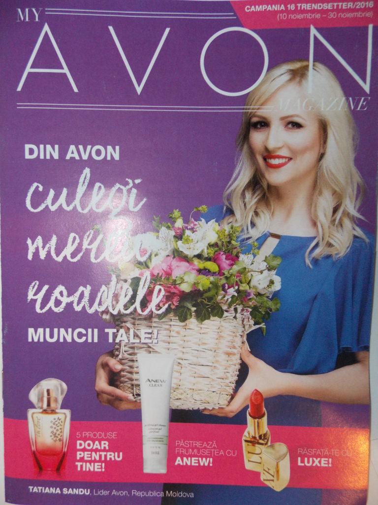 My avon magazin avon today perfume