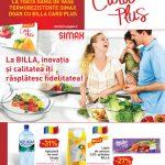 Billa Oferte Card Plus Septembrie 2016