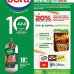 Cora Alimentar 21 – 27 Septembrie 2016