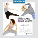 Decathlon Colectii Dans Clasic & Dans Modern 2016