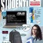 Selgros Oferte pt Studenti Septembrie – Octombrie 2016