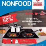 Selgros NonFood 30 Septembrie – 13 Octombrie 2016