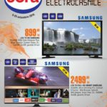 Cora Electronice si Electrocasnice 05 – 25 Octombrie 2016