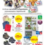 Carrefour Nealimentare 06 – 19 Octombrie 2016