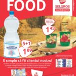 Selgros Food 14 – 27 Octombrie 2016