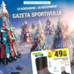 Decathlon Gazeta Sportivului Noiembrie – Decembrie 2016