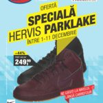 Hervis Sports Oferte Parklake 01 – 11 Decembrie 2016