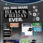 Media Galaxy Cel mai Mare Black Friday 03 – 17 Noiembrie 2016