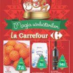 Carrefour Produse Alimentare 19 – 26 Decembrie 2016